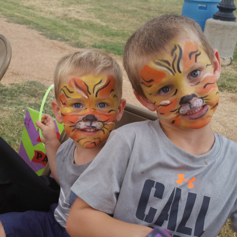 RMF - Face Painting