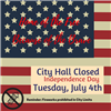 4th of July - City Hall Closing 2017 (5)
