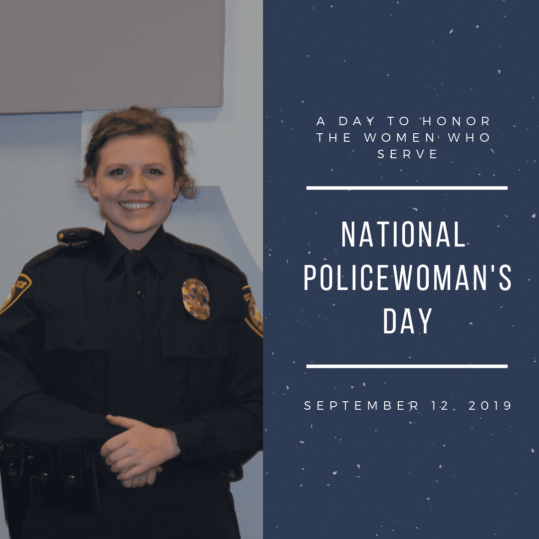 National Policewomans Day