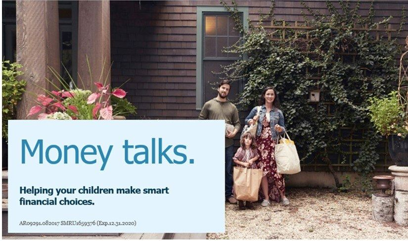 Money Talks: Helping children make smart financial choices