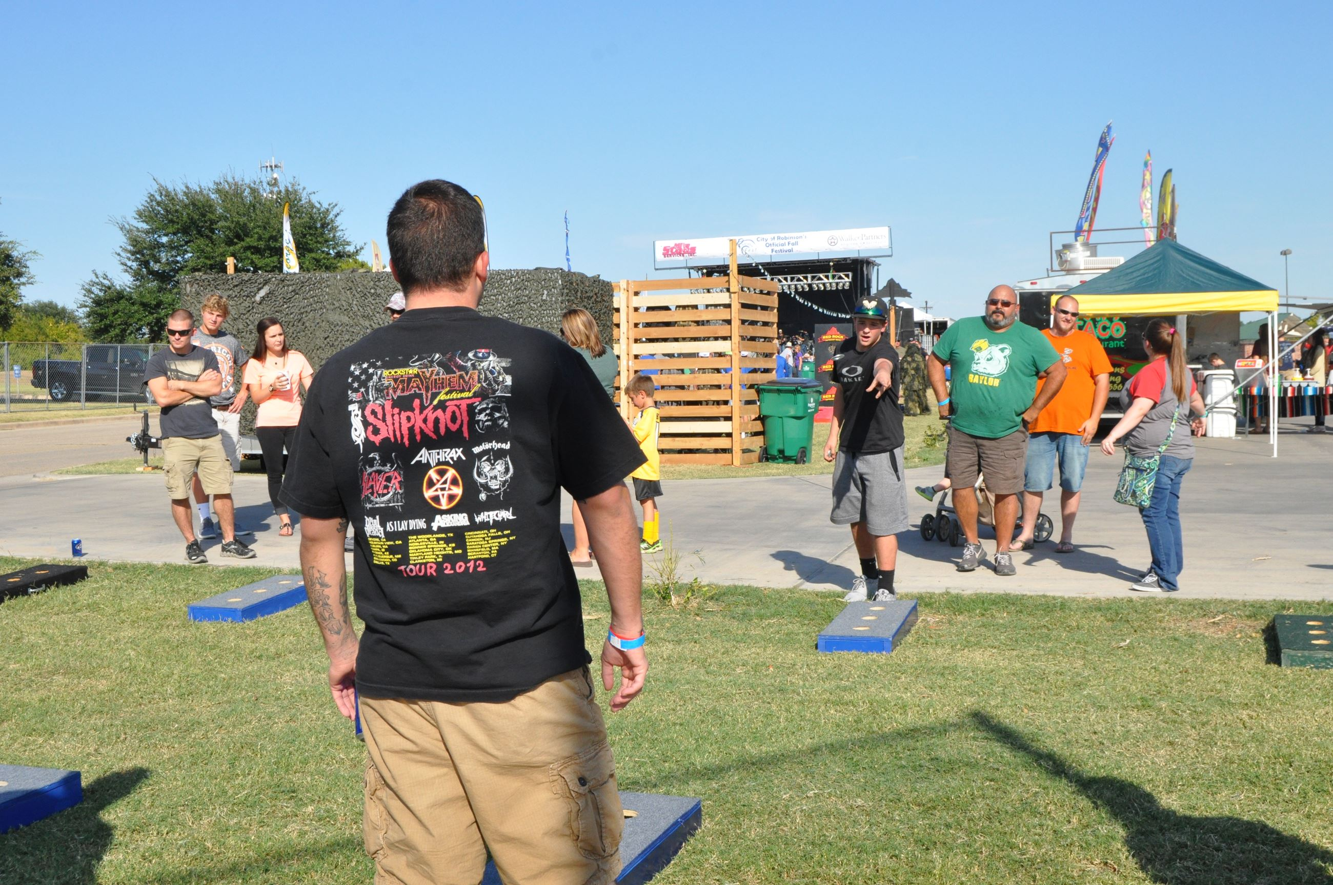Washer Tournament | Robinson, TX - Official Website