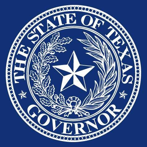 Governor Greg Abbott Seal